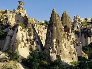 3 Days Cappadocia & Pamukkale Tour from Istanbul