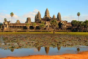 Beauty of the old world- Angkor Wat