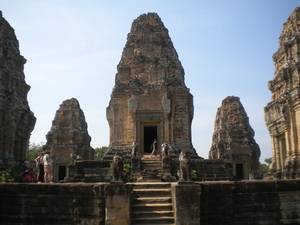 Cambodia in two weeks