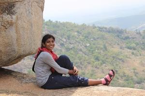 Yeshaswini Travel Blogger