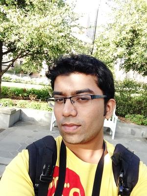Aditya Divekar Travel Blogger