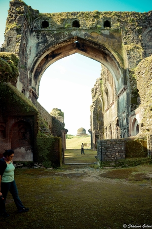 Exploring Mandu - The Afghan City of Joy in India