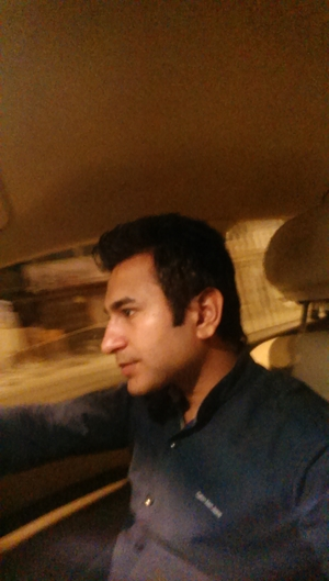 Aashish Ahuja Travel Blogger