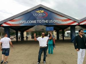 US OPEN FINALS 2015 ,Flushing Meadows