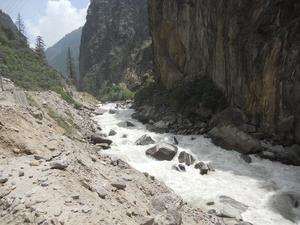 Roadtrip to the origin of Ganges