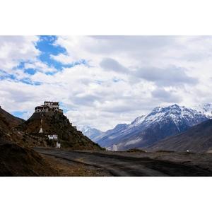 Desert Mountains of Himachal