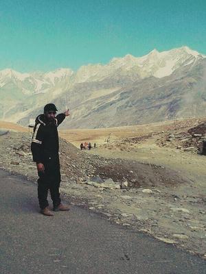 Raman Jit Singh Travel Blogger