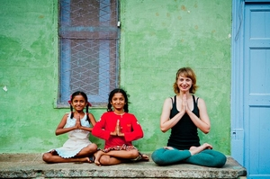 Majestic Mysore - The Ashtanga Yoga Capital