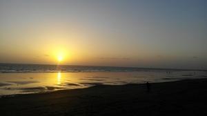 Nargol-The virgin beach of Gujrat