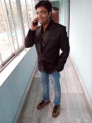 Nitin Shrivastava Travel Blogger