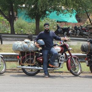 Ranbir Singh Travel Blogger