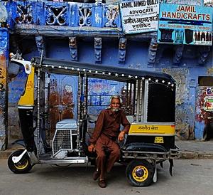 Jodhpur, The Blue City in Rajasthan