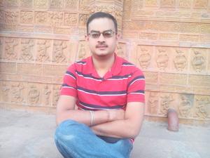 Rudra Banerjee Travel Blogger