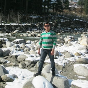 Sunny Vijayran Travel Blogger
