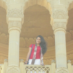 Anusha Shetty Travel Blogger
