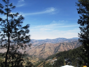 Shimla a peaceful chill down the spine  !!