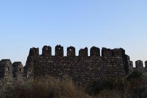 A fort that was! Golconda, Hyderabad - #SwipeRightToTravel, #SwipeRightToLove