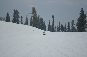 Gulmarg- Visit to Icecream Land