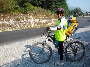 Veena Madavi Travel Blogger