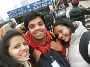 Shruti Rajeev Mirasdar Travel Blogger