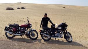 Ashutosh Saini Travel Blogger