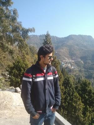 Nitin Aswal Travel Blogger