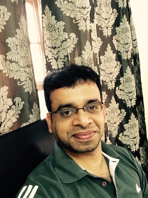 Amal Janardhanan Travel Blogger