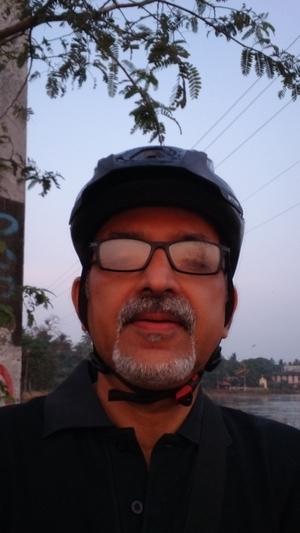 Abrachan Pudusserry Travel Blogger