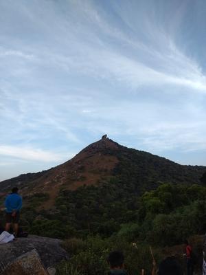 Velliangiri hills-Kailash of South India