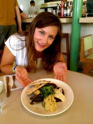 Eating away in London