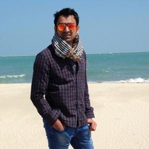 Sunny Sharma Travel Blogger