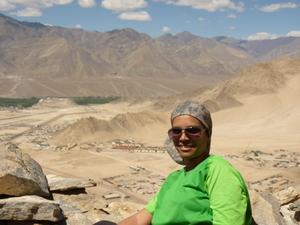 Bhavini Patel Travel Blogger