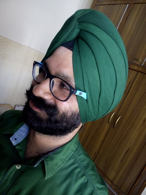 Bakshish Singh Travel Blogger