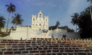 Goa - The land of churches, beaches and unlimited fun