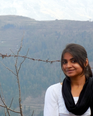 Swati Keshri Travel Blogger