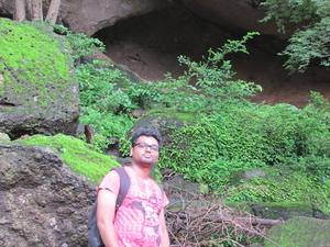 Kanheri Caves, Borivali. Mumbai