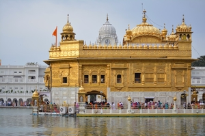 A dive into the golden fervour- Amritsar