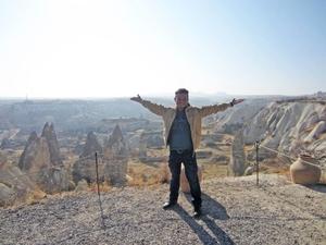 Exploring Cappadochia, Turkey