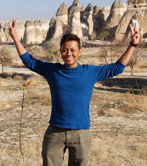 A HAMID Travel Blogger
