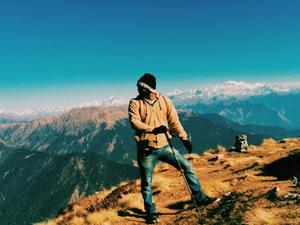 Kedar Kalamkar Travel Blogger