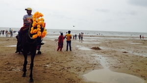 Star Struck at Digha?!