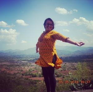 Saity Roy Travel Blogger