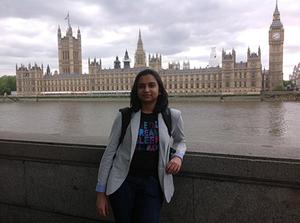 shruti botadra Travel Blogger