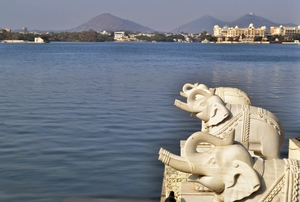 Slumming it alone in India's most romantic city: Udaipur