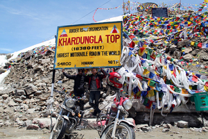 How we get LEH-aid | Entire Tour eternity | Story | Road Trip | Royal Enfield