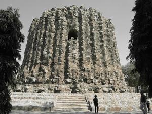Qutub Minar- Through my Eyes
