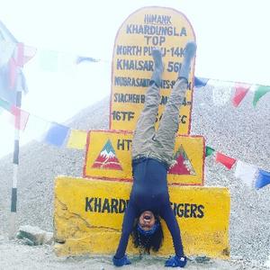 Rachita Tripathi Travel Blogger