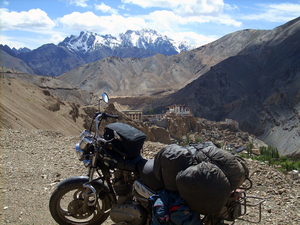 I Went On A 7 Month Motorcycle Trip Across India. This Is What I Learnt