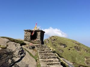 Tungnath: Highest abode of Shiva