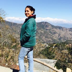 Ruchita Choukar Travel Blogger
